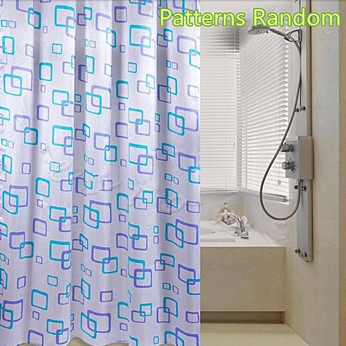 Shower Moule Proof Curtain Bathroom
