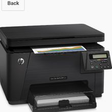 Color LaserJet Pro MFP M176n Multifunction Colour Printer