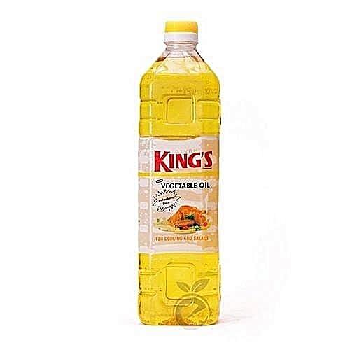 DEVON KING'S Vegetable Cooking Oil 1 Litres