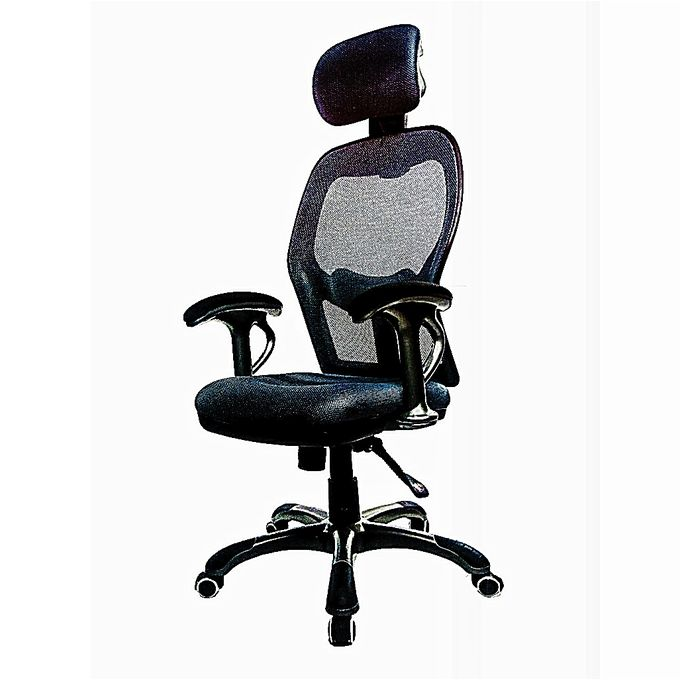 Emel airborne executive mesh and fabric swivel office chair delivery within lagos only buy - Jumia office address in lagos ...