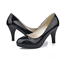 397ef4ccc28 Patent Heels Corporate And Casual Heels Shoes