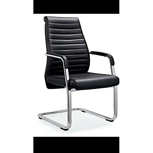 Executive Visitor Chair - Black