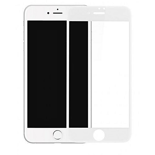 sports shoes 32264 10e59 IPhone 7 Plus 5D Tempered Glass Screen Protector - White