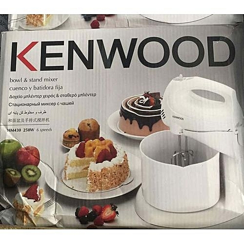 KENWOOD BOWL AND STAND MIXER