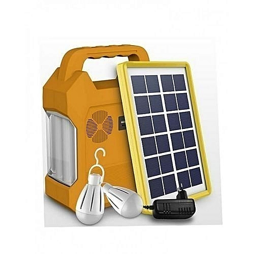 Multi-functional Solar LED Lighting & Music System With FM RADIO/BLUETOOTH/USB/SD CARD/MP3 PLAYER
