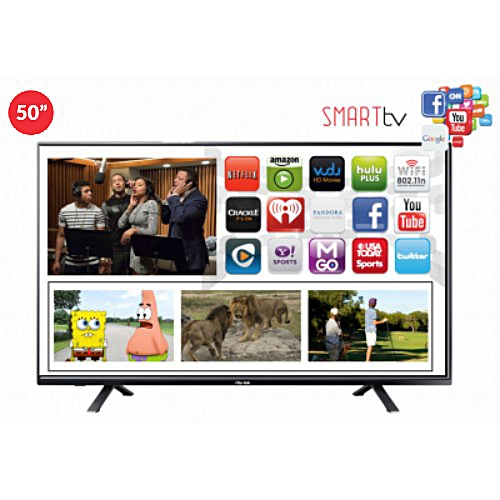 50-Inch Android Smart FHD LED TV (Smart Air Remote & Voice Control)