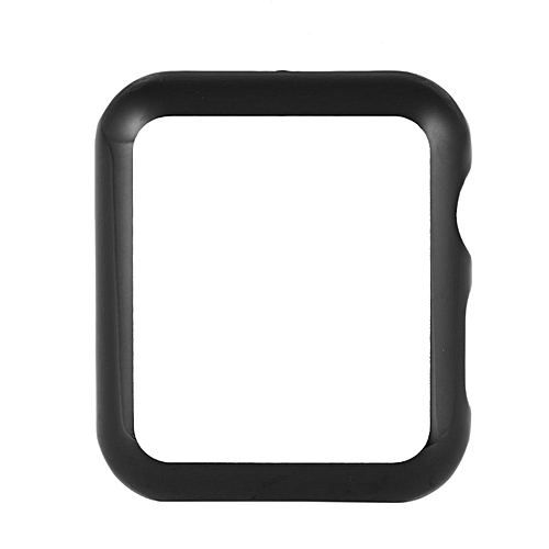 the latest 0da08 6a569 OR Clear Protect Case For Apple Watch Series 3 With Screen Protective  Cover-Black-42mm