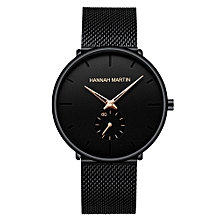 Net Red Watch Man's Vogue The Optical Evil Spirit Copy The Creativity Insect Hole Concept Watch Non- Machine Form Male Form for sale  Nigeria