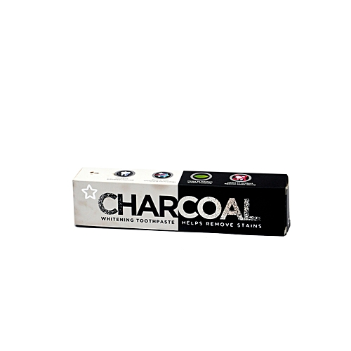 Charcoal Tooth Paste (Tooth Whitening)