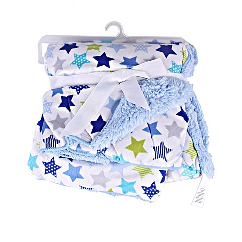 Super Star Baby Blanket Comes With Different Designs