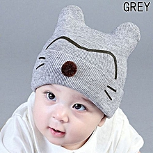 480da3e8beb Tanson Winter Baby Hat And Scarf Joint With Dog Style Crochet Knitted Caps  For Infant Boys