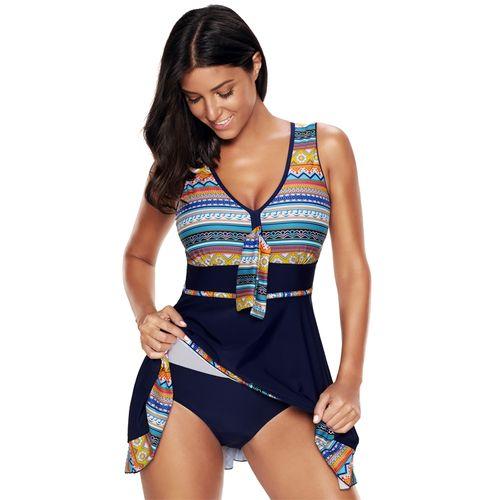 Nigeria Buy Generic New Plus Size Swimwear Dress Swimsuits For