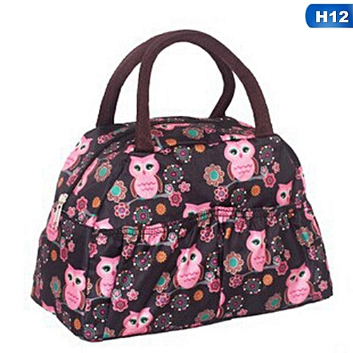 New Handbags Waterproof Lunch Bags Portable Insulated Lunch Bag Tote Thermal Food Picnic Lunch Bags For Women