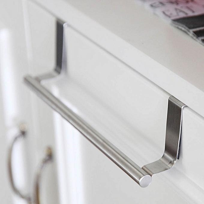 Kitchen Cabinet Towel Holder: Generic Over Door Towel Rack Bar Hanging Holder Bathroom