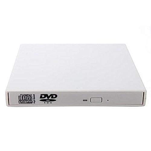 Fenhehu USB 2.0 External Combo Optical Drive CD/DVD Player Burner For PC