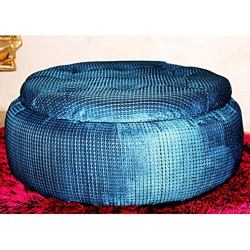 Tufted Royal Ottomans - Delivery Within Lagos Only