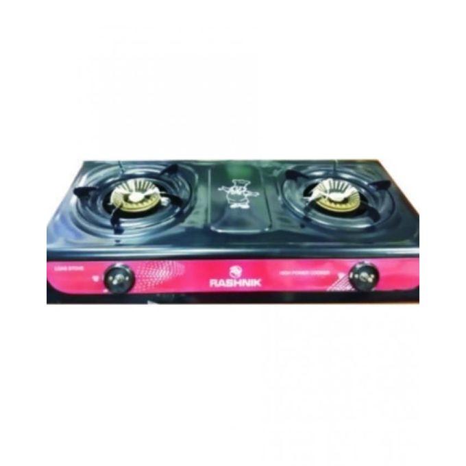 Rashnik Table Top Gas Cooker 2 Burners Buy Online