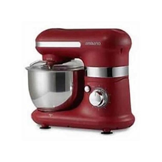 aldi ambiano ambiano classic stand mixer red 4litre 600w. Black Bedroom Furniture Sets. Home Design Ideas