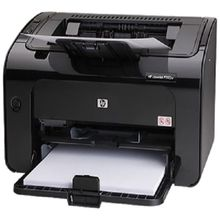 LaserJet Pro P1102w Printer - Black & White