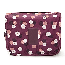 d08b795f2d95 Travel Toiletry Wash Cosmetic Bag Makeup Purse Storage Hanging Organizer  Case