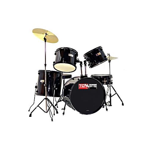 JBP-0803T - 5 Piece Drum Set - Wine