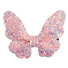 ee8b41d0d Cute Bow Hairpin Large Butterfly Hair Clip For Baby Kids Girls Hair  Accessories