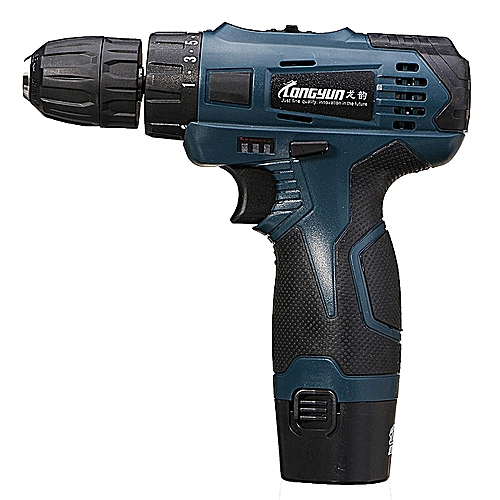 12V Lithium Rechargeable Hand Drill Electric Screwdriver