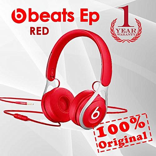 8e0961722dd Beats by Dr. Dre BEATS EP - ON EAR HEADPHONES RED | Jumia NG