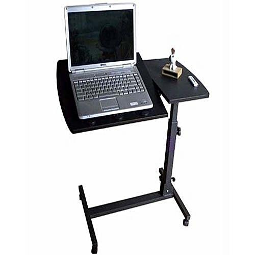 Adjustable Computer/Laptop Desk - Black