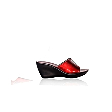 e0c6aeeb1805 Ladies Wedge Shoe- Black Wine