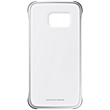 Galaxy S6 Case Hard PC Transparent Back Cover For Galaxy S6