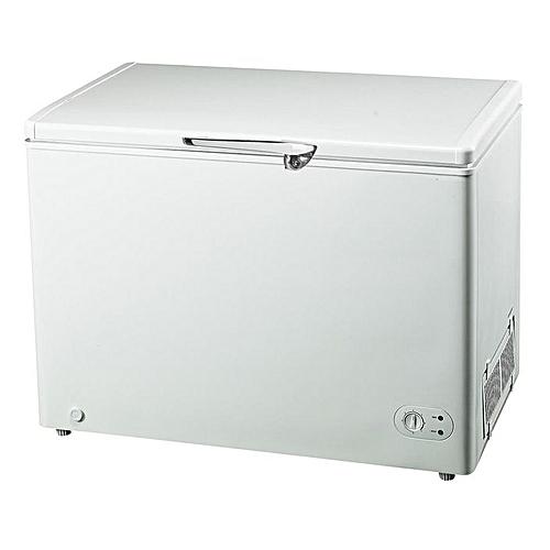 NX-400 300 Ltr Chest Freezer - White
