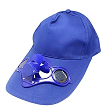 0c61ce2aff4 Summer Outdoor Solar Sun Power Hat Cap Cooling Cool Fan For Golf Baseball  Sport