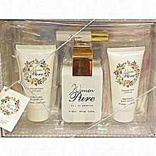 Women Pure Valentine's Gift Set For Her