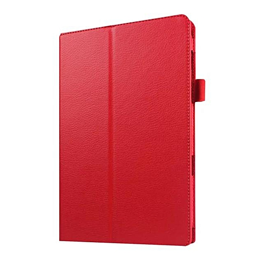 Folding Stand Leather Case Cover For Samsung Galaxy Tab E 8.0 T377 RD