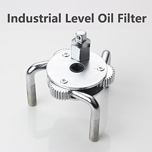 3 Round Jaw Oil Filter Cleaner Opener Industrial Level
