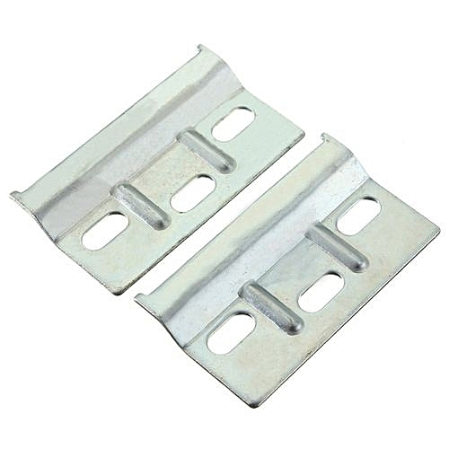 2pcs Kitchen Cabinet Hanging Brackets For Wall Overhead Cupboards Hanger Plate