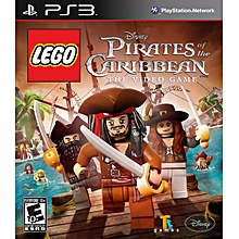 Lego Pirates Of The Caribbean The Video Game Ps3, used for sale  Nigeria