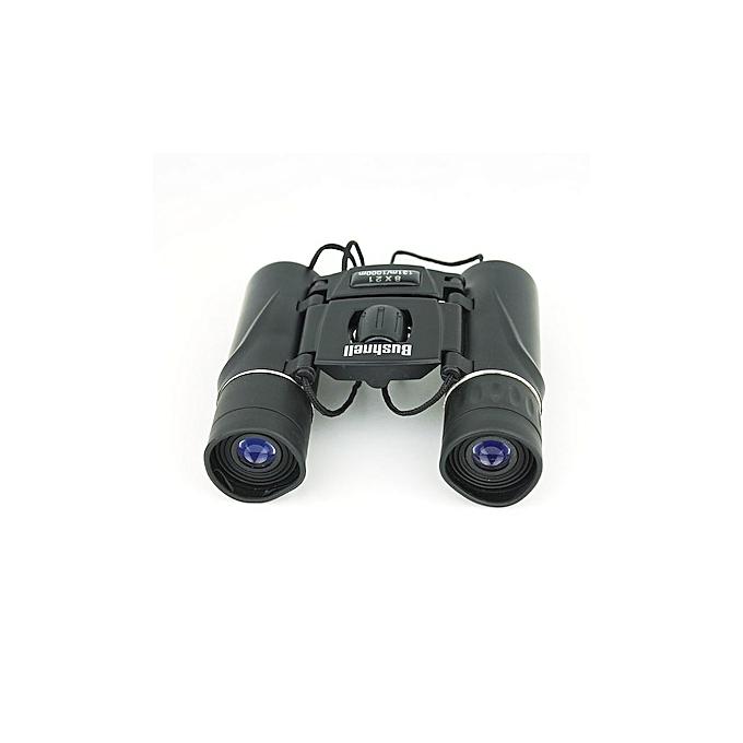 Bushnell Roof Prism Power Foldable 8x21 Binoculars