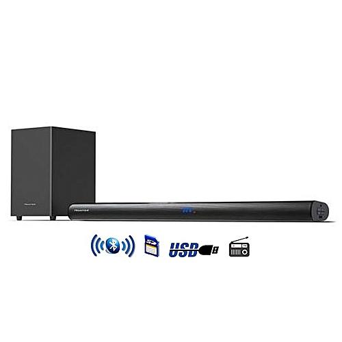 BLUETOOTH 2.1CH SOUND BAR SYSTEM-
