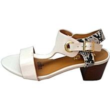 01eee76cd237e Trendy Ladies Casual Sandal Shoe - White