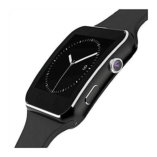 X6 Bluetooth Smart Watch Sport Watch