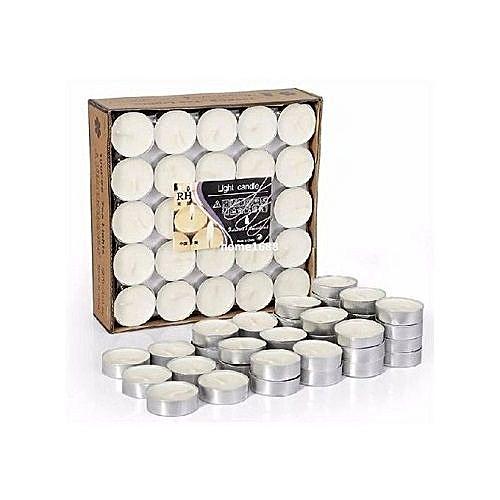Set Tealight Candle 50pics