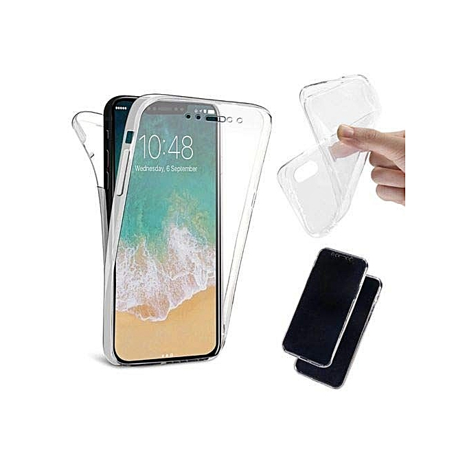 Iphone XR Transparent Phone Cover