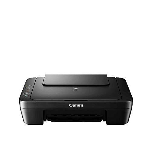 Pixma MG2540 Inkjet Photo Multipurpose AIO Printer - Black