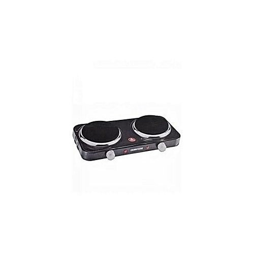 Master Chef Electric Cooking Stove/Double Hot Plate