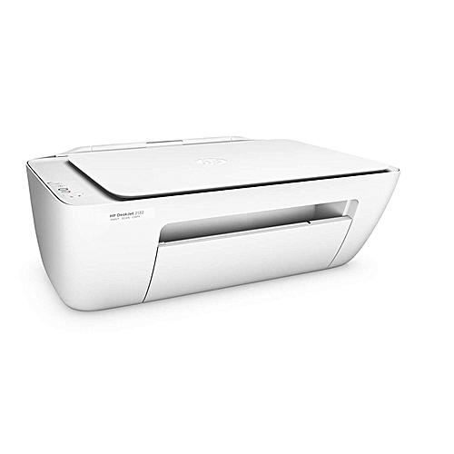 Deskjet 2132 All-in-One Printer - Copier - Scanner - Photocopy - Prints Coloured & Black & White