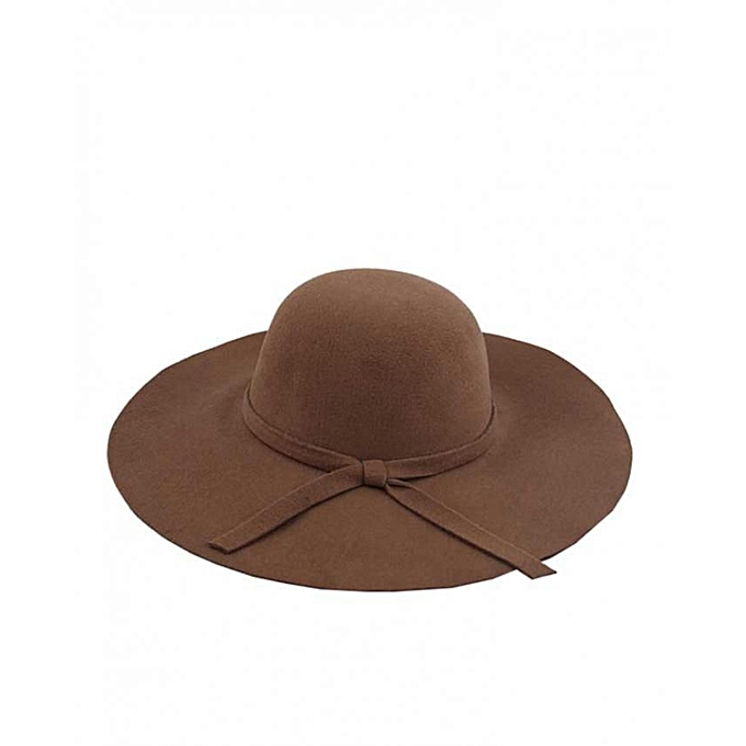 5e359f031 Ladies' Hat - Brown