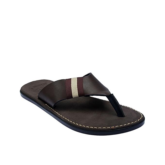 06a933f70 Fashion Derby Zebra Men s Slippers