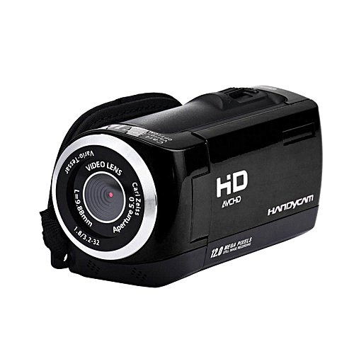 LCD 16MP 720P Digital Video Recorder Camera 16xDigital ZOOM DV BK WWD